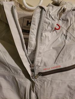 Helly Hansen XS hoodie rain coat Thumbnail