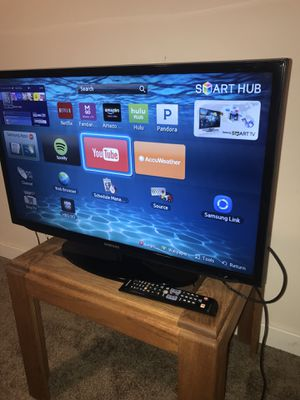 Samsung 32-Inch 1080p 60 Hz Smart LED HDTV for Sale in Seattle, WA