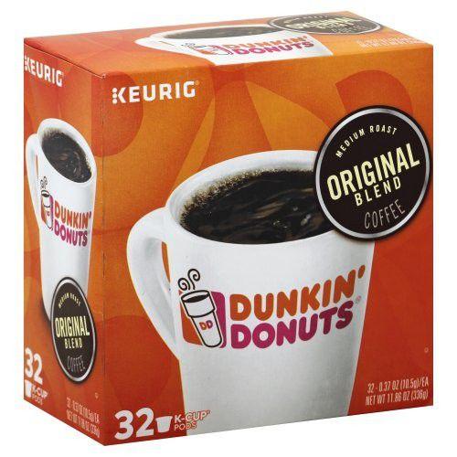 K cups. Unopened. 32 count.
