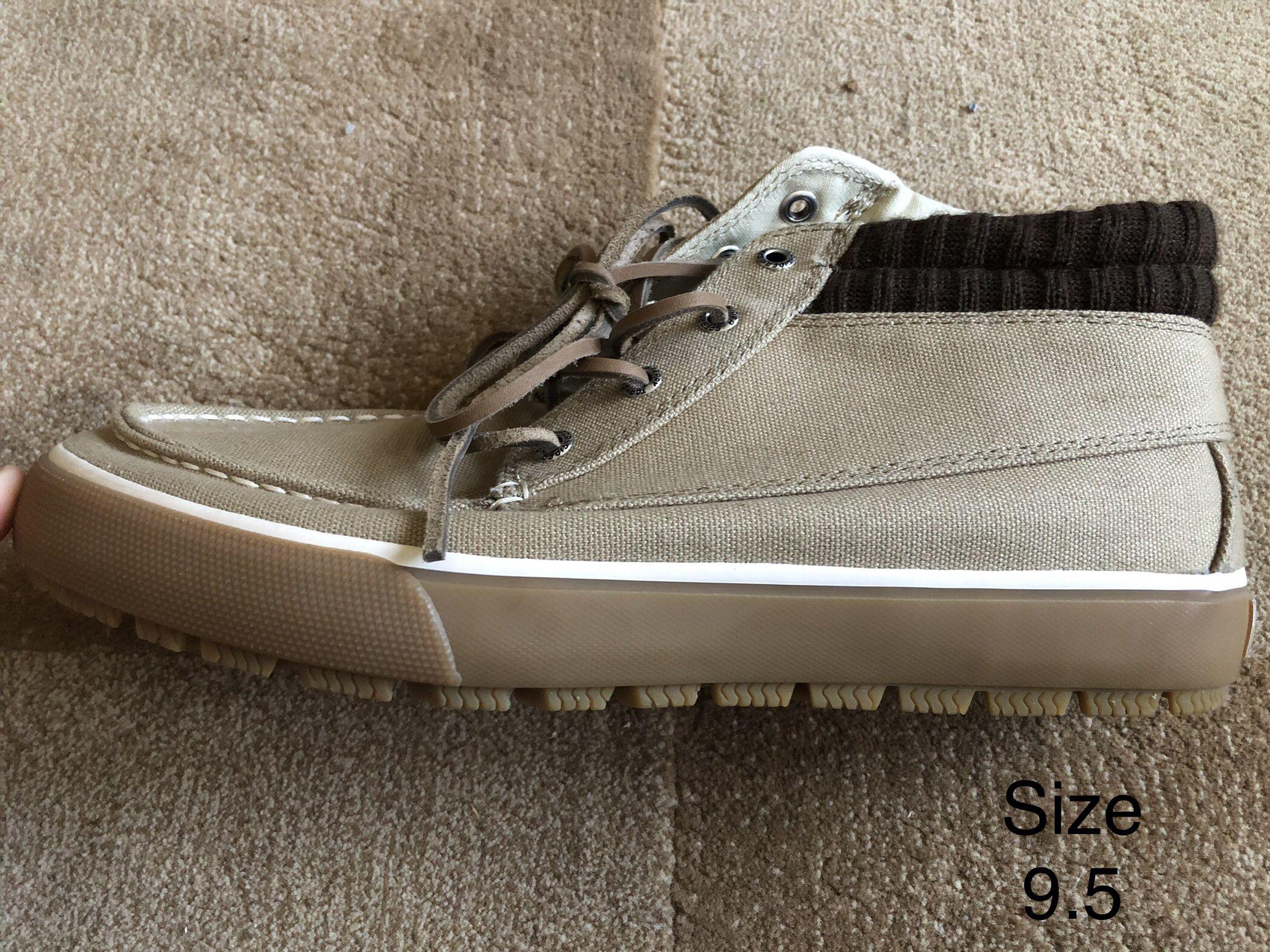 Men's Shoes Size 10 - $25 Per Pair