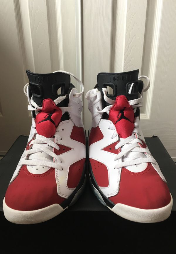 b4949071f53f Air Jordan retro 6 Carmine for Sale in San Francisco