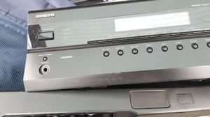 Onkyo receiver, no remote for Sale in Accokeek, MD
