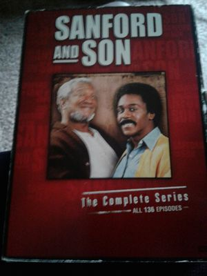 Sanford and Son full collection DVD' s for Sale in Rockville, MD