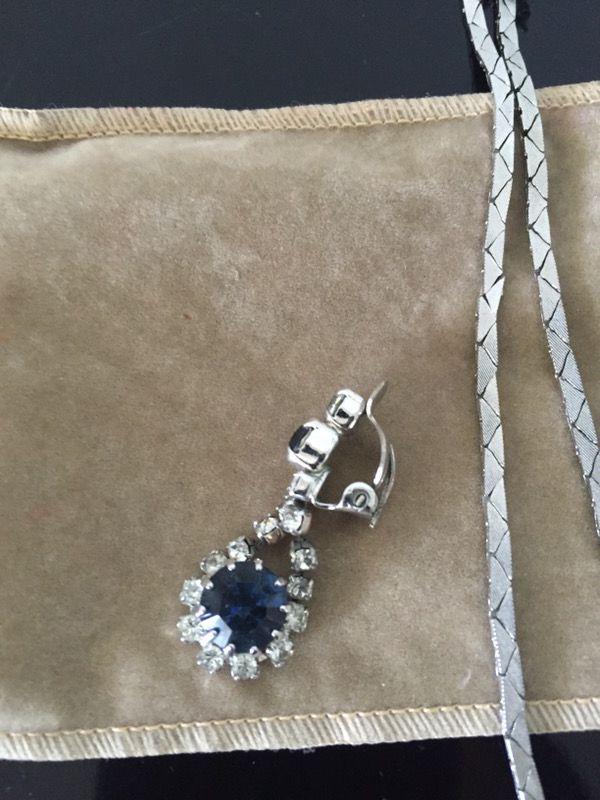 Set necklace earring fine Jewelry