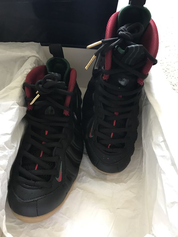 c183aab2d399 Og Gucci foamposite in size 8.5 300  serious only pick up in DC. for Sale  in Daly City