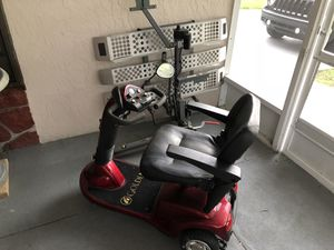 Scooter& Ramp Combo for Sale in Poinciana, FL