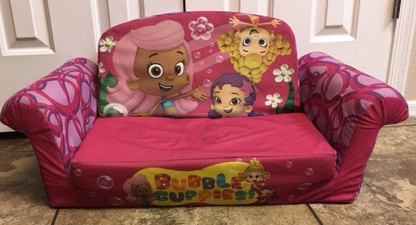 Flip Open Sofa Bubble Guppies For Sale In Gilbert Az Offerup