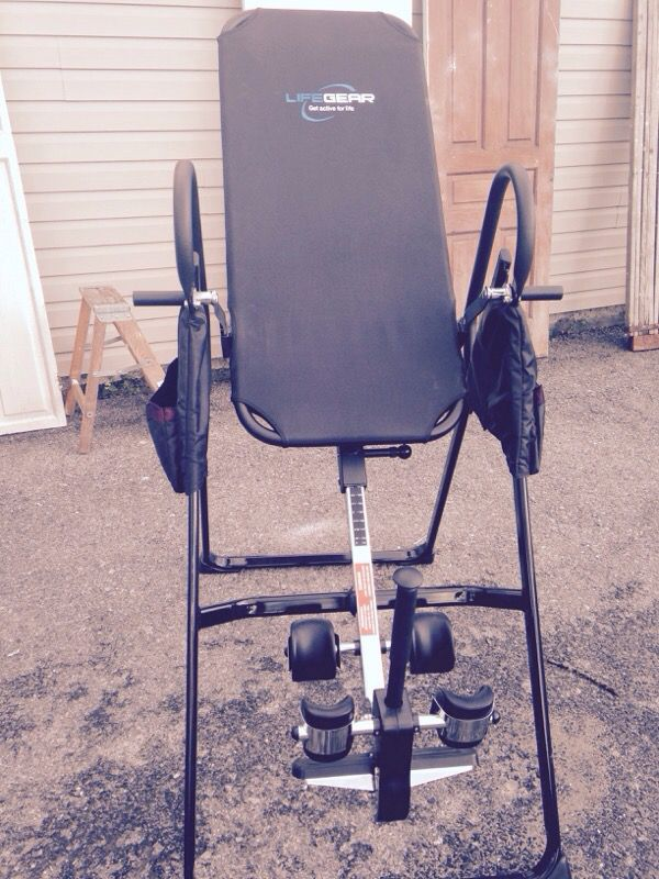 Lifegear Inversion Table 75124 For Sale In Dover Pa Offerup