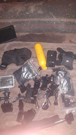 Miscellaneous GoPro mounts for Sale in Nashville, TN