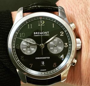 Bremont Chronograph Watch for Sale in Bethesda, MD