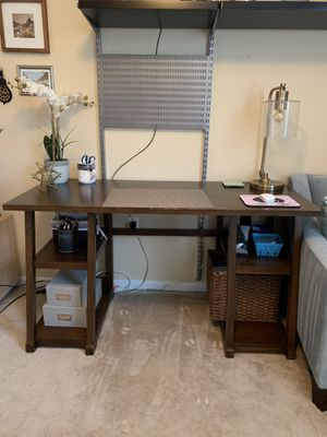 Beautiful wooden desk for Sale in Oakton, VA