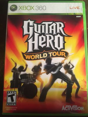 Guitar Hero: World Tour for Sale in St. Louis, MO