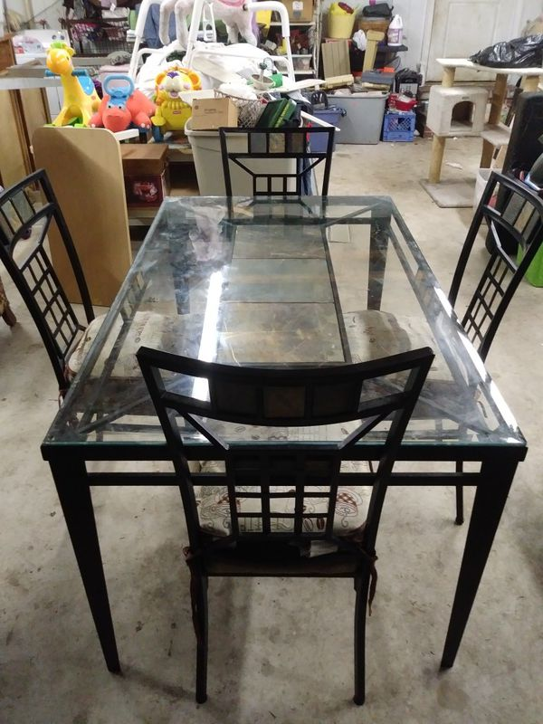 Dining Room Table W Chairs Jacksonville FL