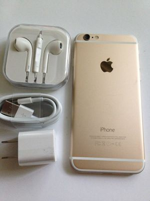 Unlocked iPhone 6, excellent condition for Sale in Fairfax, VA