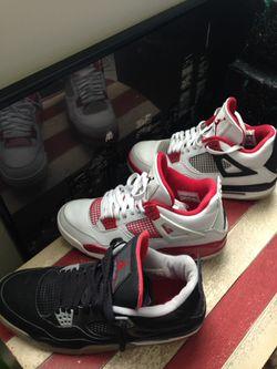 Jordan retro trade for foams of lebrons Thumbnail
