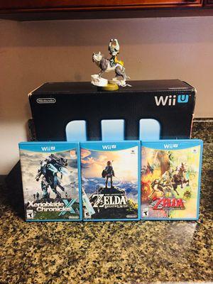 Nintendo Wii U Bundle Special! for Sale in Orlando, FL