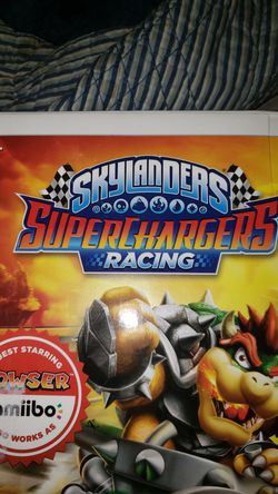 Skylanders superchargers racing for the wii Thumbnail