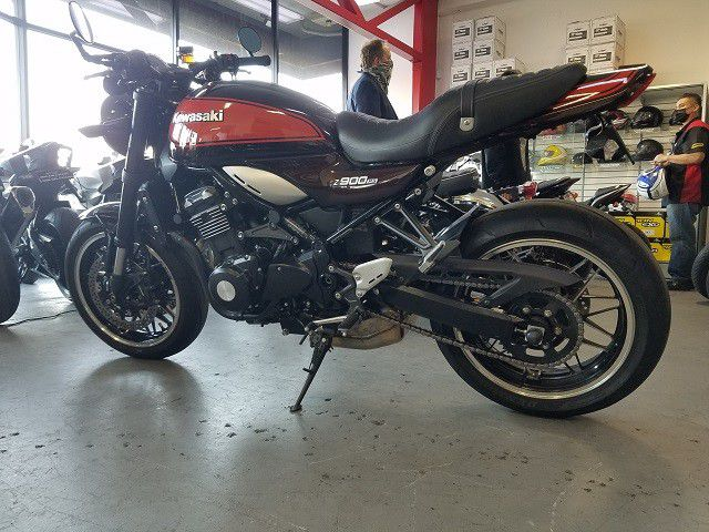 2018 KAWASAKI Z900RS ABS  Clean Title Motorcycle 4,386 Miles