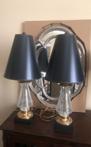 4 Lamps Available 1 Pair And 2 Singles For In Oviedo Fl