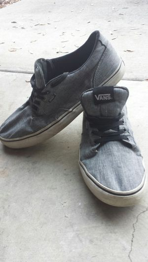 c6233f82b63dbf Vans denim shoes size 11 for Sale in Ocala