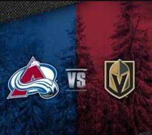 GOLFEN KNIGHTS VS. AVALANCHE for Sale in Las Vegas, NV