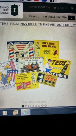 Metal signs for Sale in Gallatin, TN