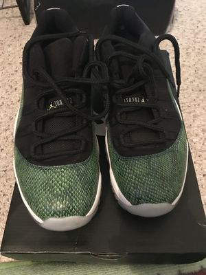 Air Jordan 11 retro low size 10 for Sale in Parkville, MD