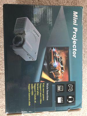NIB - Mini Projector - $25 for Sale in Oakton, VA