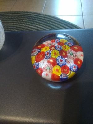 4 Glass Paperweights antiques very Collectable very Nice for Sale in Phoenix, AZ