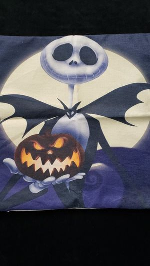 NEW! The Nightmare Before Christmas Small Pillow Covers for Sale in Fontana, CA