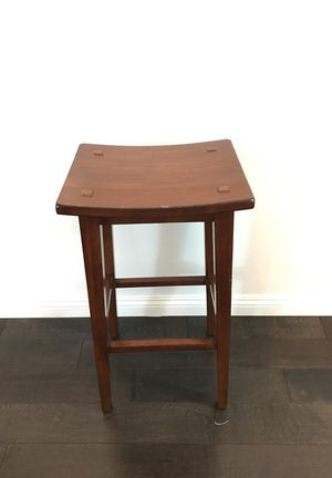 "30"" solid wooden stool for Sale in New York, NY"