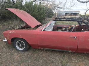 1966 Chevy Chevelle Convertible for Sale in Ovalo, TX