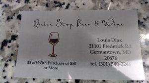 QUICKSTOP for Sale in Clarksburg, MD