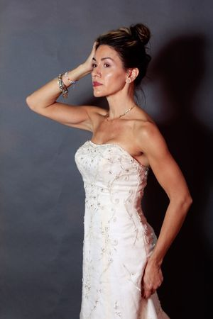 Jasmine Couture Wedding Gown for Sale in Tampa, FL