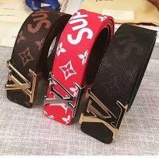 440c3de7d6df Brand new Louis Vuitton Supreme Belt for Sale in Las Vegas