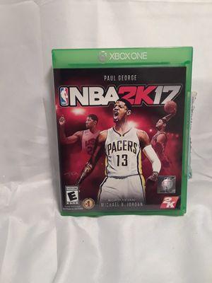 NBA 2K17 for Sale in Tampa, FL