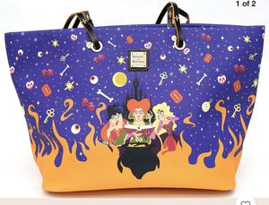 Photo Dooney and Bourke Hocus Pocus Tote