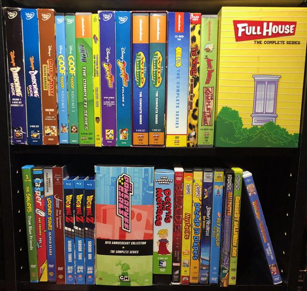 80s & 90s TV Shows Cartoons DVD Blu Ray - Full House, Disney, Nickelodeon  for Sale in Miami, FL - OfferUp