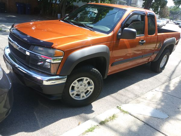 2004 Chevrolet Colorado Extended Cab Ls 4x4 3 5l Ac Heat Full Power Extra Clean For Sale In Foxborough Ma Offerup