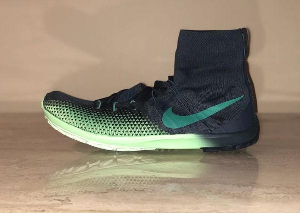 buy online 5a411 7e085 Nike Running Zoom Victory Waffle 4 Armory Navy Green 878803-433 Mens US 7  for Sale in Brecksville, OH - OfferUp