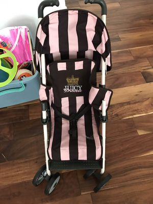 Juicy couture stroller for Sale in Rockville, MD