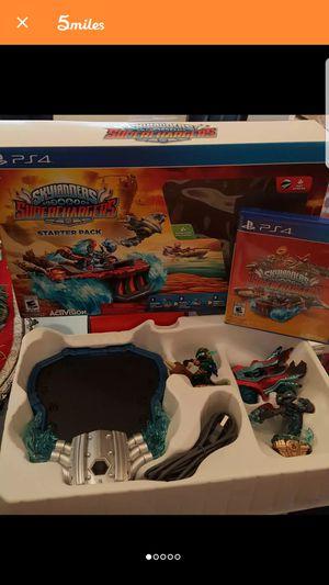 Skylander game for PS4 for Sale in Falls Church, VA
