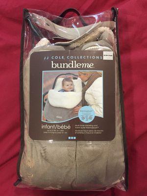 Bundle me for infant car seat for Sale in Bethesda, MD