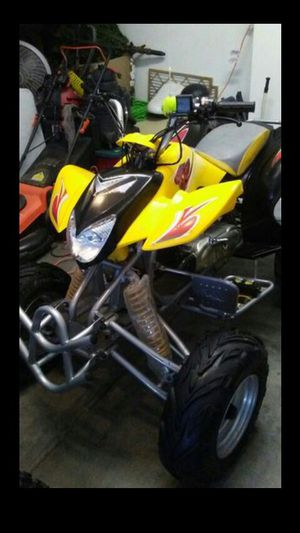Photo Brand New 150cc Quad ATV 4 Wheeler