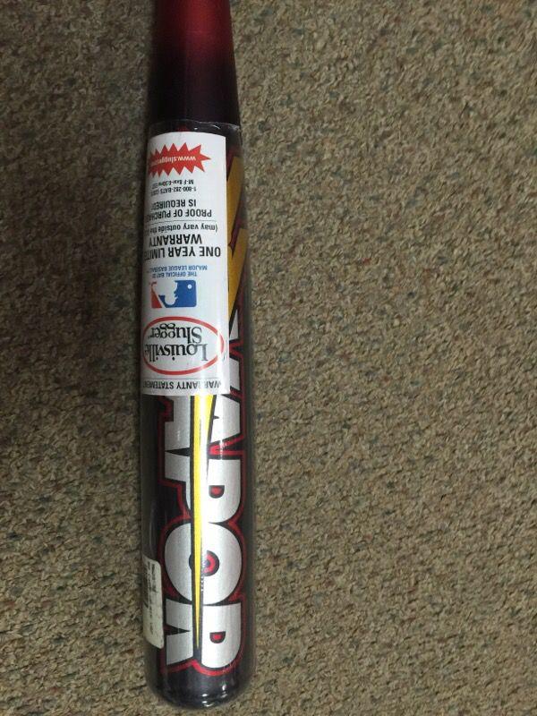 """32"""" 29oz Louisville Slugger Air Vapor BESR Certified Baseball Bat"""