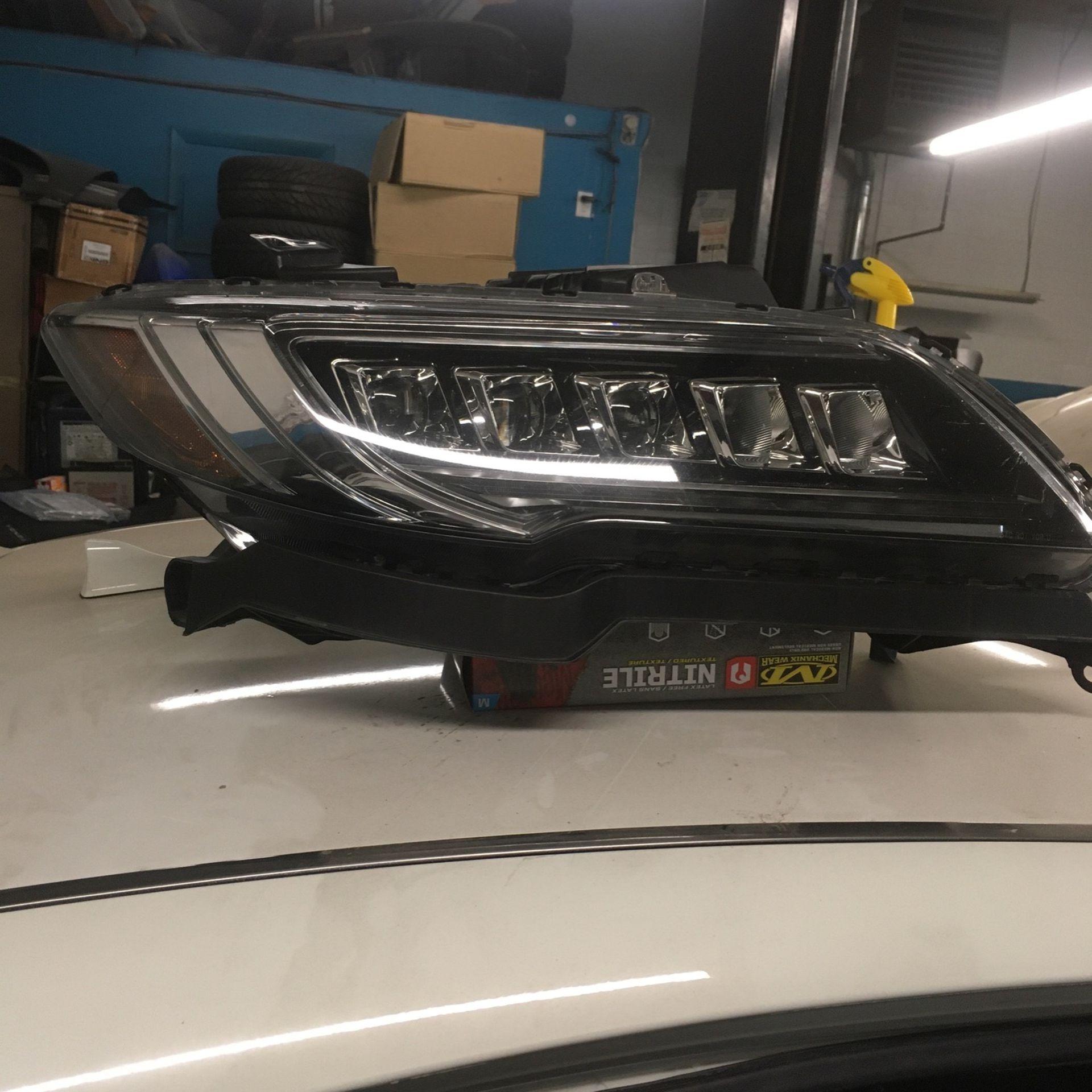 2016 2017 2018 Acura RDX Right Headlight