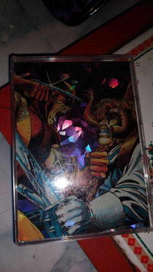 Wolverine versus beast for Sale in Long Beach, CA