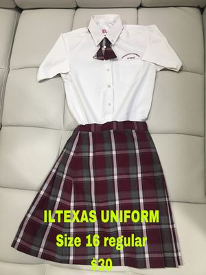 ILTEXAS Uniform for Sale in Arlington, TX