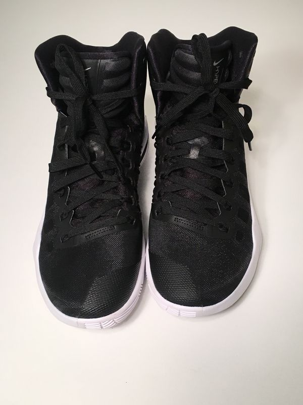 99a6cdef6dbb Nike Womens Hyperdunk 2016 High Basketball Shoes Black 844391 001 ...