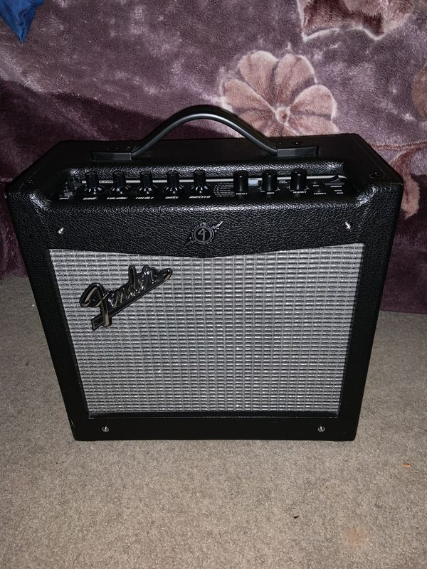 Fender Mustang 1 V2 >> Fender Mustang 1 V2 Amp For Sale In Sacramento Ca Offerup
